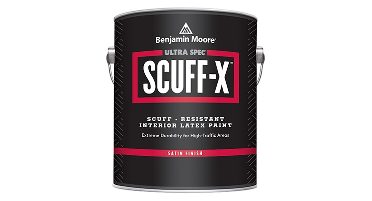 Benjamin Moore Introduces Ultra Spec SCUFF-X – Industry