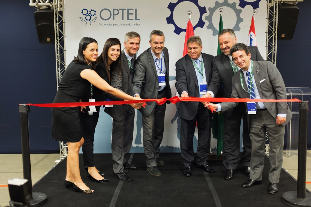 Optel Opens Site in Brazil