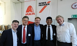 Axalta Acquires CH Coatings AG, Swiss Importer of Premium Refinish Brand Spies Hecker