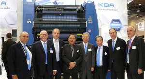 Sun Chemical and KBA-MetalPrint Partner on Metal Deco Inks