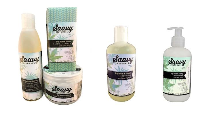 Saavy Naturals Launches New Hemp Line