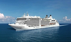 Hempel Coats Innovative New Luxury Cruise Ship Silver Muse from Head to Toe