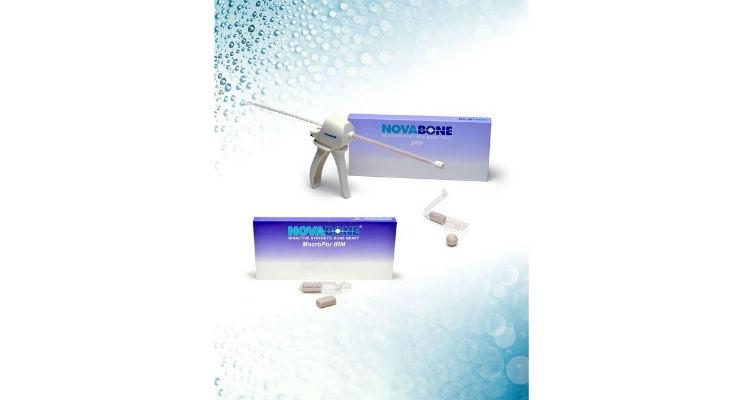 NovaBone Adds Irrigation Resistant Products to Bone Graft Substitue Portfolio