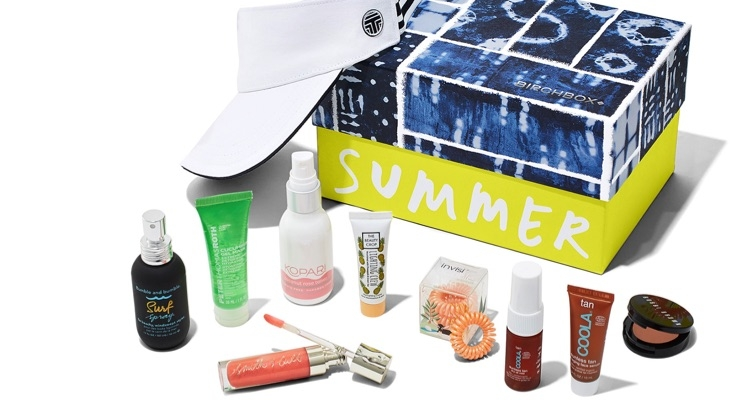 Summer 2017 Birchbox Arrives In Stores & Online