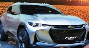 Avant-garde Color Solutions by PPG Add Glamour to Chevrolet All-purpose Sports Concept Car