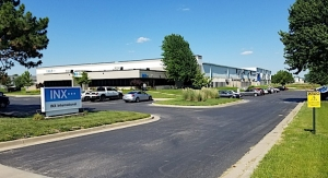 INX expands Edwardsville manufacturing facility