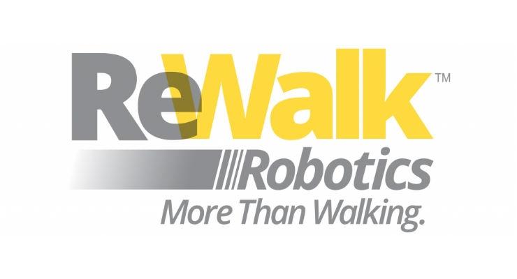 ReWalk Unveils Soft Suit Exoskeleton for Stroke Patients
