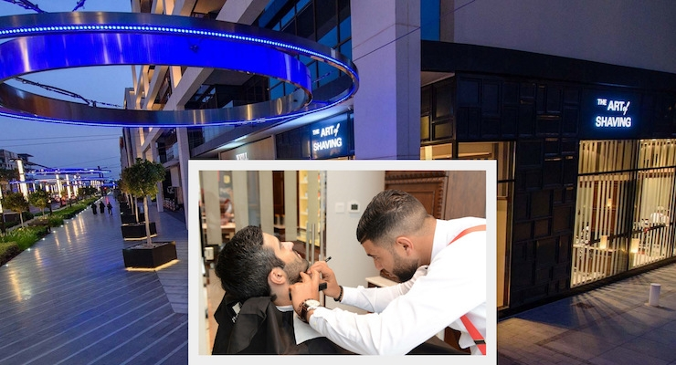 Art of Shaving Opens in Dubai