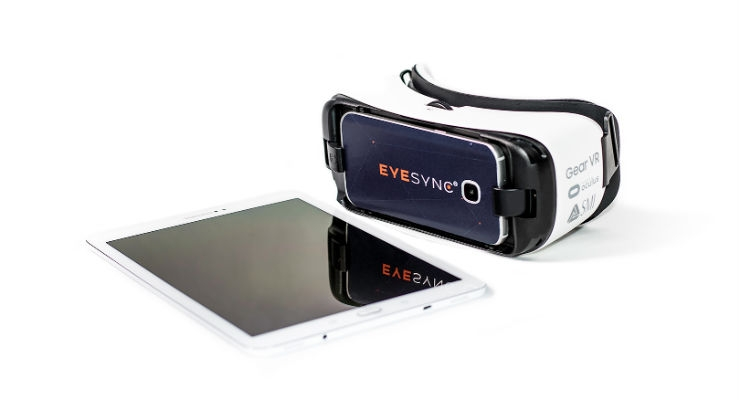 SyncThink Releases Next-Gen VR Eye-Tracking Tech for Concussion