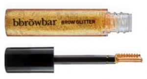 Brow Glitter Is In!
