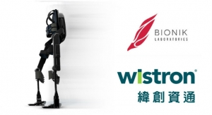 Bionik & Wistron to Build Exoskeletons for Home Market
