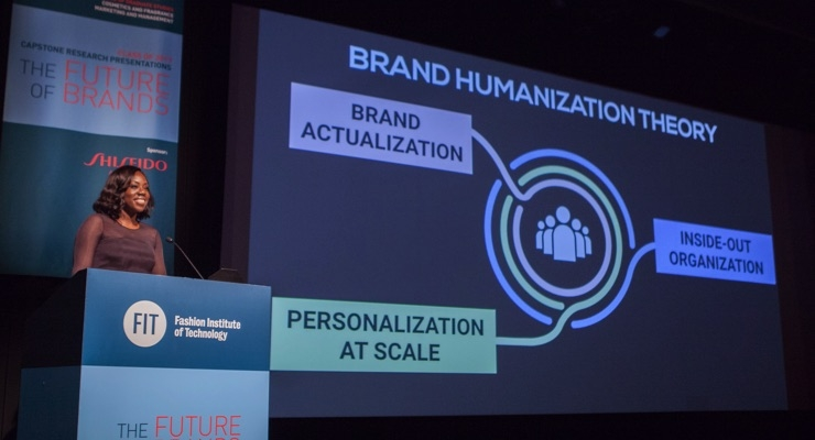 Crystal Sai, MAC Cosmetics, discusses Brand Humanization Theory.