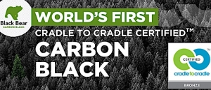 Black Bear Debuts World's First Cradle to Cradle Certified Carbon Black