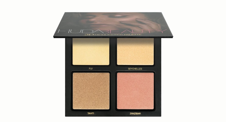 Huda Beauty: 3D Highlighter
