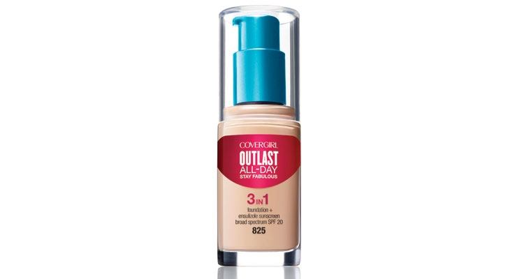CoverGirl: Outlast All-Day Stay Fabulous 3-in-1 Foundation