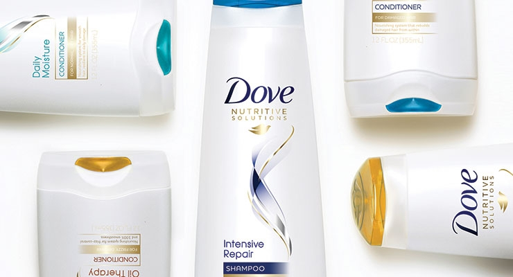 Dove Gives Intensive Repair a Makeover