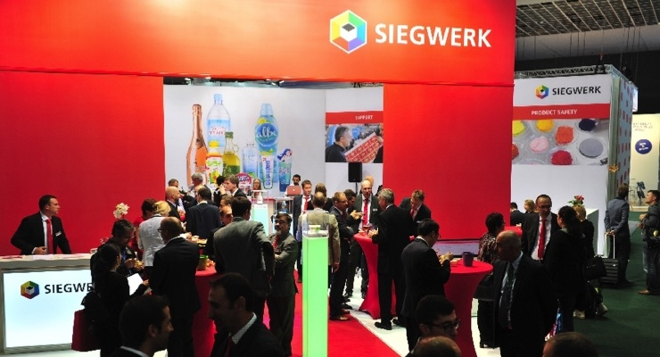 Siegwerk will Highlight Solutions, Services at Labelexpo Europe 2017