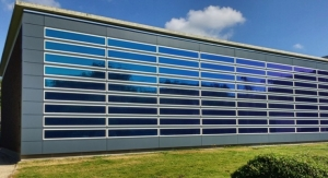 New Heliatek Solar Energy Facade Added to ENGIE's Research Center