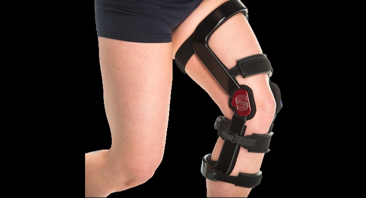 Spring Loaded Technology Launches Levitation, the World's First Compact Bionic Knee Brace