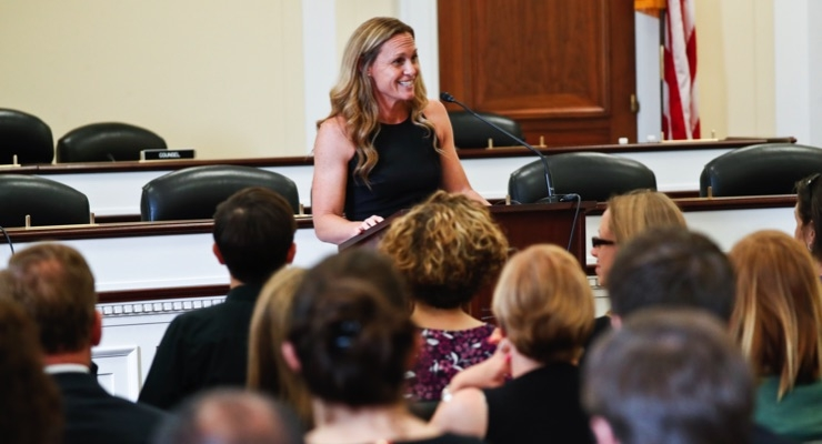 U.S. Soccer Star Briefs Dietary Supplement Caucus