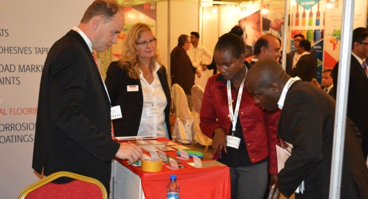 Scenes From East African Coatings Congress