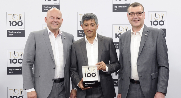 GELITA AG Named Among TOP 100 Innovative Companies In Germany