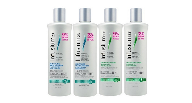 Helen of Troy Launches Infusium23 in Larger Size Bottles