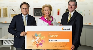Mondi makes donation to UNICEF