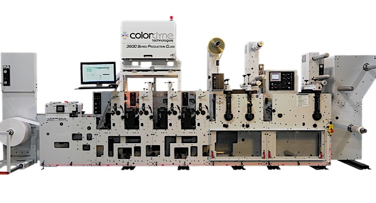 Colordyne launches 3600 Series UV – Retrofit