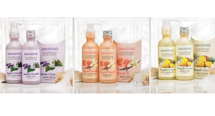 Pevonia Launches Aroma-Therapeutic Body Line