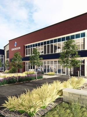Emerson to Launch $100 Million Renovation Project for its Facilities