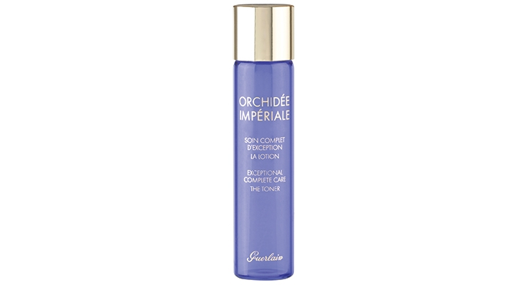 Guerlain sought Virospack's controlled dosing expertise for its Orchidée Impériale liquid lotion.