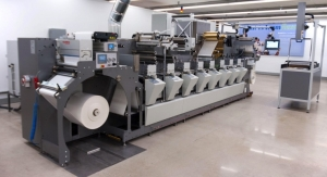 Bobst M1 flexo press installed at APR