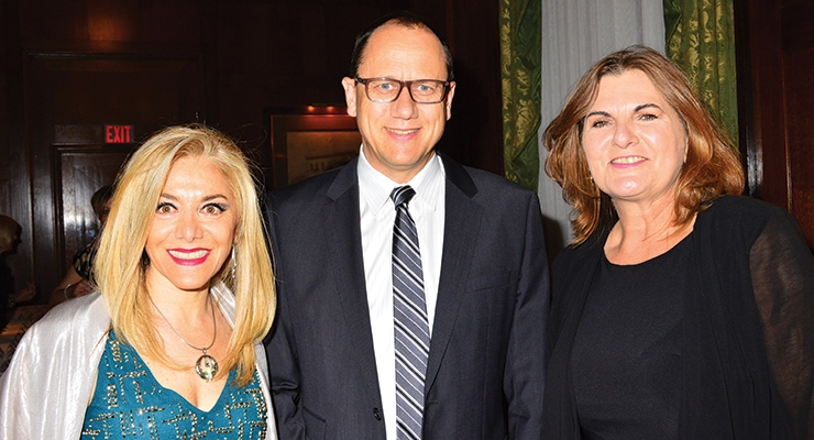 Pratt Gala Raises $300,000 for Marc Rosen Scholarship Fund