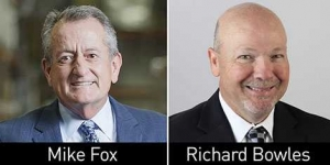 Mike Fox to Retire, Richard Bowles to Become Nazdar President