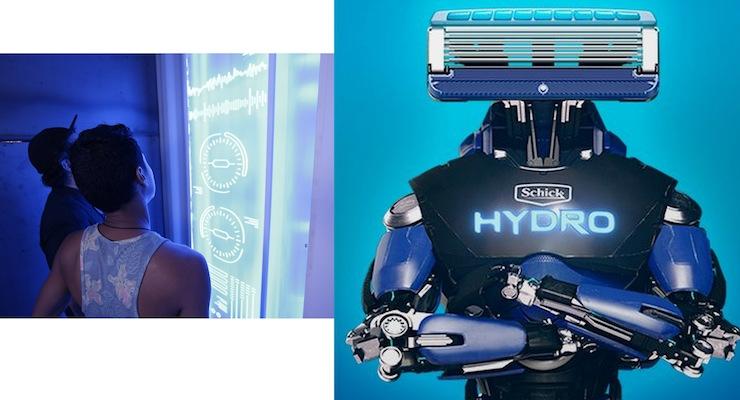 Schick Hydro Promotes 'Escape Room' at Comic Con