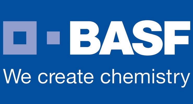 BASF Begins Production of Palatinol DOTP Plasticizer at Pasadena, Texas Facility