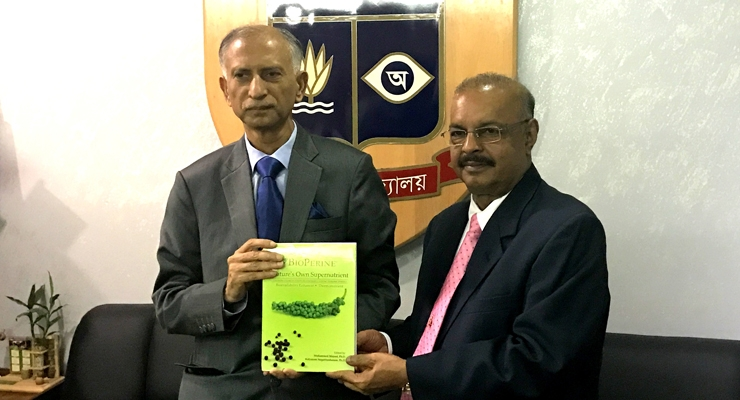 Sabinsa Publishes Book on Bioperine Black Pepper Extract