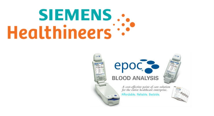 Siemens Healthineers To Acquire Epocal From Alere - Medical