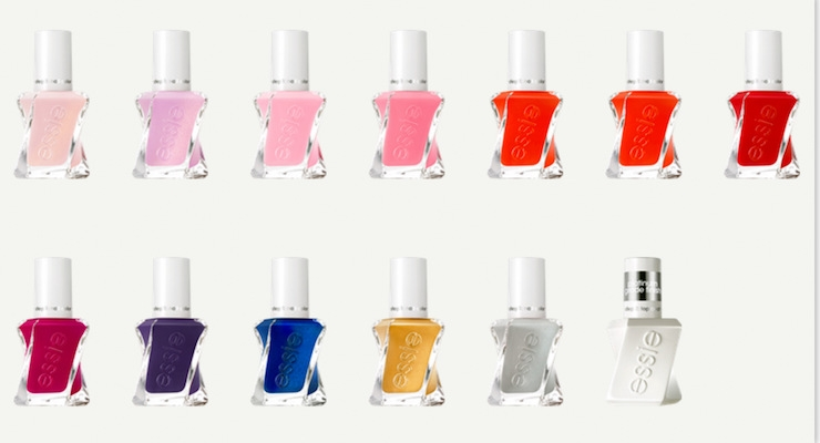 Essie Launches New Gel Couture Collection - Beauty Packaging