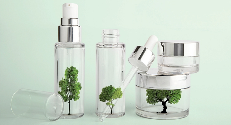 Rafesa Launches Eco-friendly Bottles for Cosmetics