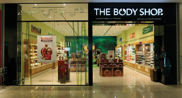 The Body Shop's New Owner