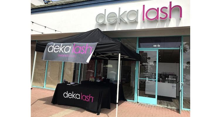 Deka Lash Expands to the West Coast