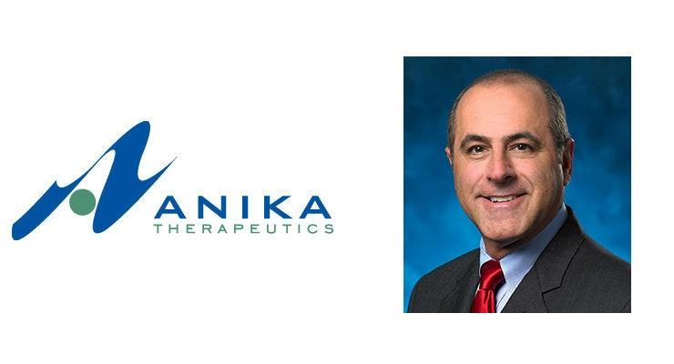 Joseph Darling is an orthopedic and medical device veteran with broad commercial experience. Image courtesy of Anika Therapeutics.