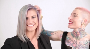 Fall Hair Color Look: Mother of Pearl