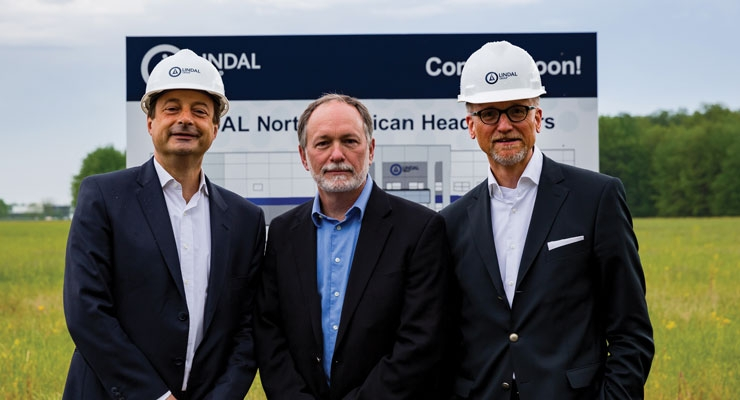 Lindal To Build  New Facility in Indiana