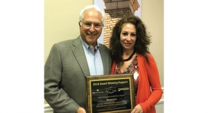 MJS Packaging Honors Airlite Plastics  With Partner in Growth Award