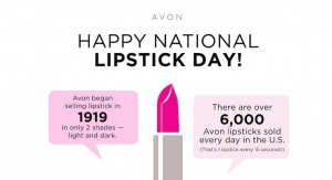 Fun Facts About Avon Lipstick