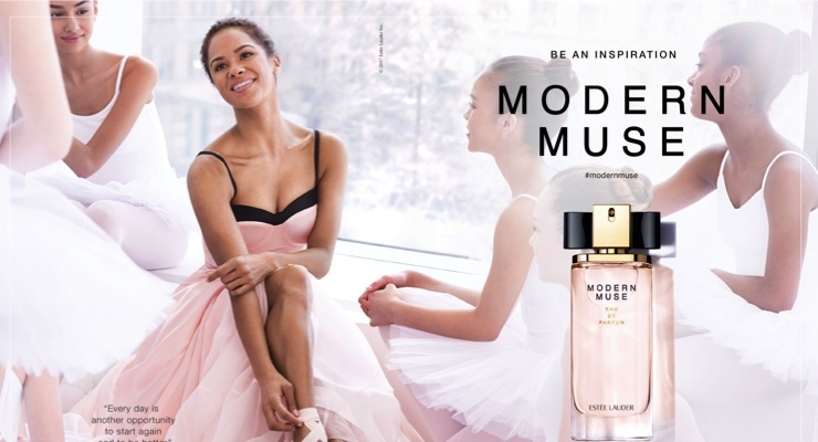 A New Spokesmodel for Modern Muse