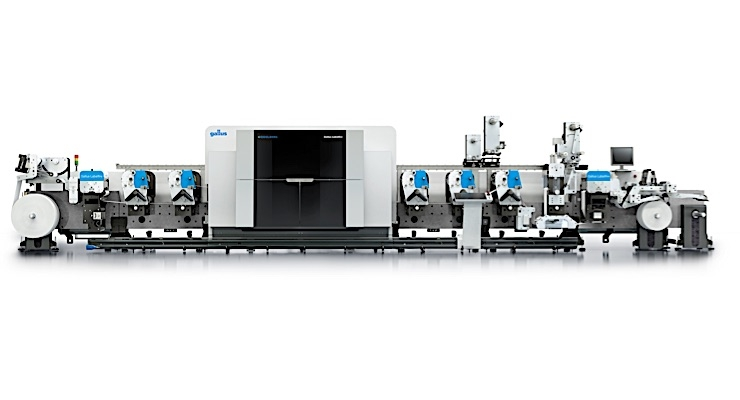 Heidelberg receives InterTech Technology award for Gallus Labelfire